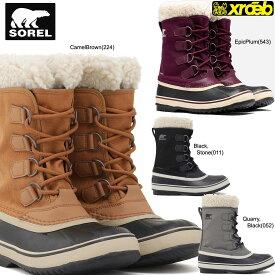 ソレル スノーブーツ レディース ウィンターカーニバル SOREL ウインターブーツ 防寒ブーツ NL3483