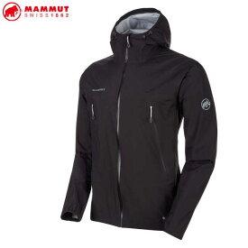 マムート マサオ ライト HS フーディッド ジャケット ハードシェルジャケット メンズ 1010-27100-0001
