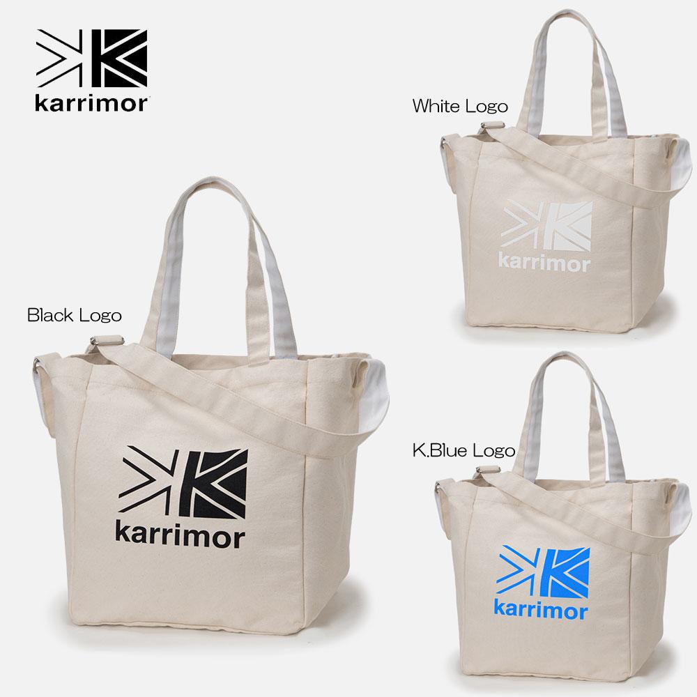 カリマー コットン トート karrimor トートバッグ cotton tote