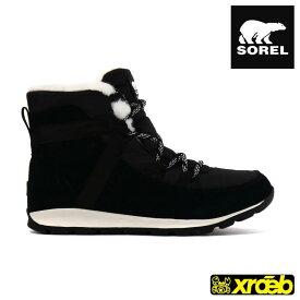 【SALE】SOREL ソレル ウィットニー フルーリー レディース ウインターブーツ 防寒ブーツ スノーブーツ NL3428