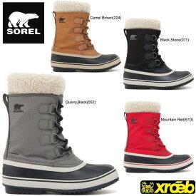 【即納】ソレル ウィンターカーニバル レディース ウインターブーツ 防寒ブーツ スノーブーツ SOREL WINTER CARNIVAL NL3483