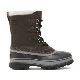 ソレル カリブーウール メンズ ウインターブーツ 防寒ブーツ スノーブーツ SOREL Caribou Wool NM1481
