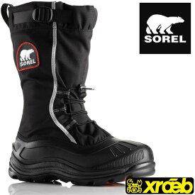 ソレル アルファパックXT メンズ SOREL Alpha Pac XTウインターブーツ 防寒ブーツ スノーブーツ NM2127