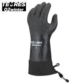 テムレス 02 ウィンター TEMRES 02 WINTER 防寒 防水 グローブ 手袋