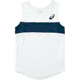 アシックス レディース 陸上競技 ランニングウェア ランニングシャツ XT2035 0150