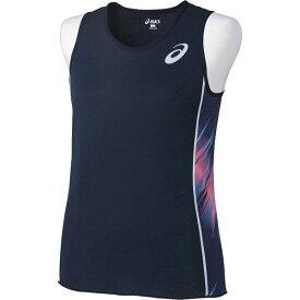 アシックス レディース 陸上競技 ランニングウェア ランニングシャツ XT2041 50