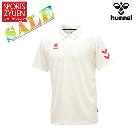 ヒュンメル スポーツ トレーニング ポロシャツ ワンポイントドライポロ HAY2085 1024