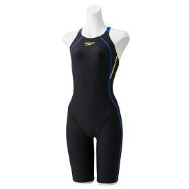 ◎◆◆20年継続 スピード レディース競泳水着 練習用 STW11952 KB