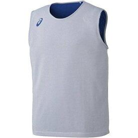 【P10倍+お得クーポン】アシックス メンズ バスケットボール リバーシブルシャツ ゲームシャツ XB6617 1045