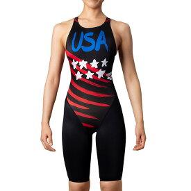 ◎◇20年春夏 アリーナ レディース競泳水着 FINA承認 ARN-0040W USA