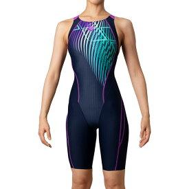 ◎◇20年春夏 アリーナ レディース競泳水着 FINA承認 ARN-0060W NVPP