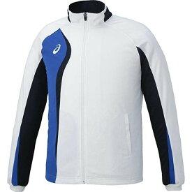 【P5倍+5%OFFクーポン】アシックス ジュニア〜メンズ トレーニングジャケット XAT193 0152
