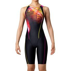 ◎◇20年春夏 アリーナ レディース競泳水着 FINA承認 ARN-0067W BKPK