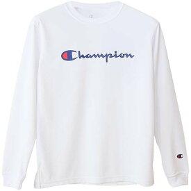 チャンピオン ジュニア バスケットボール ロングスリーブTシャツ 長袖 CK-NB416 010