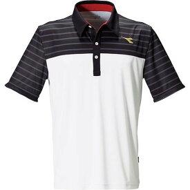 ディアドラ メンズ テニス バドミントン ウェア ゲームシャツ DTG9386 90