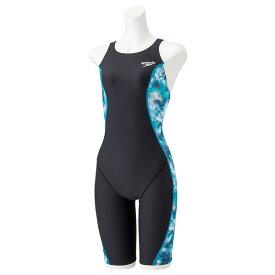 ◎◇20年春夏 スピード レディース競泳水着 練習用 STW12005S BL