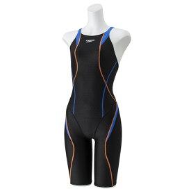 ◎◇スピード レディース競泳水着 FINA承認 SCW11907FZ BR