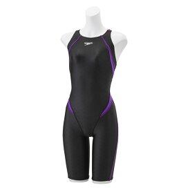 【P5倍+5%OFFクーポン】◎▽21年 スピード レディース競泳水着 FINA承認 背開き小さめ SCW11910F TP