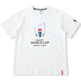 カンタベリー ラグビー ワールドカップ 2019 公式ライセンス イベントロゴTシャツ VWD39400 10