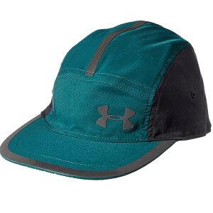 アンダーアーマー メンズ ランニングキャップ UA ランクルーキャップ 帽子 キャップ 1298450 919
