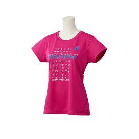 アシックス レディース ランニング ウェア TM ウィメンズ ランニングショートスリーブトップ 2012B934 700