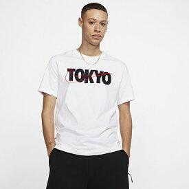 【P3倍+お得クーポン】ナイキ メンズ Tシャツ TOKYO CITY 半袖シャツ CK0578 100