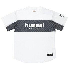 【P10倍+お得クーポン】ヒュンメル hummel バスケットボール 昇華 Tシャツ HAPB4033 10