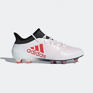 【P5倍+5%OFFクーポン】アディダス adidas サッカー スパイク エックス 17.1 FG/AG 天然芝 人工芝 対応 CP9161