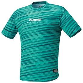 【P10倍+お得クーポン】ヒュンメル メンズ バスケットボール ウェア 昇華半袖Tシャツ HAPB4031 54