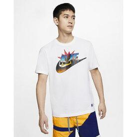 【P2倍+5%OFFクーポン】ナイキ メンズ バスケットボール ウェア フューチュラPHX Tシャツ CD1305 100