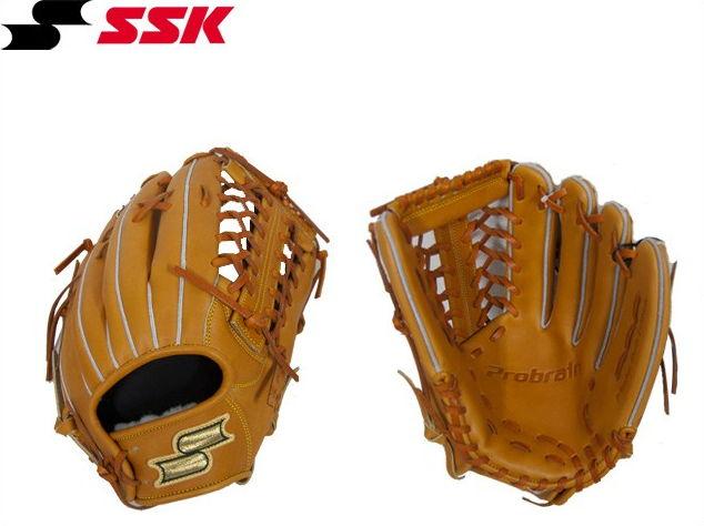 【SSK/エスエスケイ】 硬式グラブ プロブレイン 限定 【硬式外野手】 PME67-44