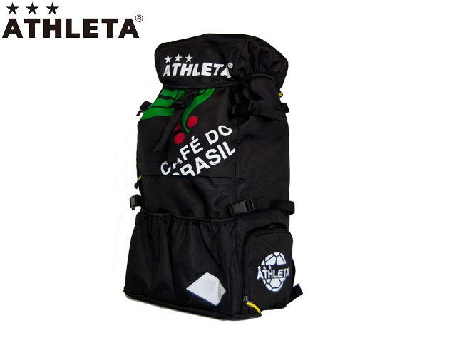 バックパック 大容量 アスレタ Lサイズ リュック (ブラック) 【ATHLETA2016SS】SP101L SP-101L-70