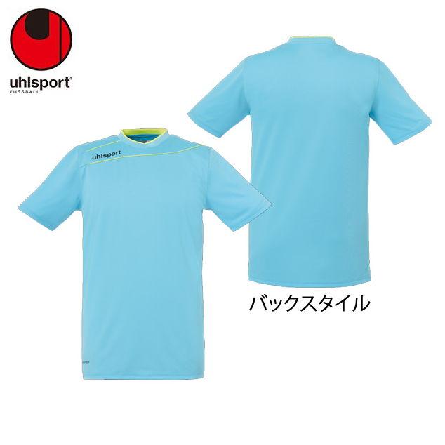 サッカー キーパーウェア 半袖 ウールシュポルト ストリーム 3.0 GK ショートスリーブ 1005704