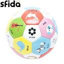 サッカーボール 3号球 スフィーダ PLAY! STUDY! カラフル BSFPS-COL BSF-PS-COL