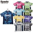 Spazio ウェア MARMOプラクティスシャツ 【SPAZIO2017SS】 GE0359 GE-0359