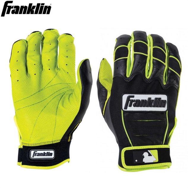バッティンググローブ フランクリン 野球 CFX PRO REVOLT (両手用) 20686 【ゆうパケット/メール便可】