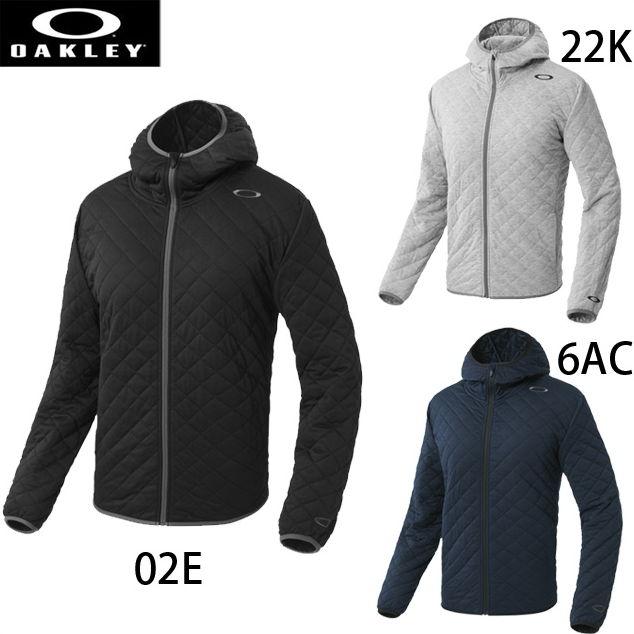 フリースジャケット 長袖 オークリー Enhance Technical Fleece Jacket.QLT 1.0 461602JP