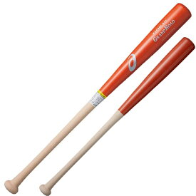 軟式バット 木製 アシックス 野球 メイプル バーチ GRAND ROAD グランドロード 野球バット asics 一般 大人 3121A264-601