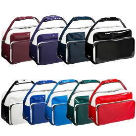 野球バッグ セカンドバッグ ミズノ 野球 エナメルバッグ 約42L 大容量 バッグ バック 1FJD9023