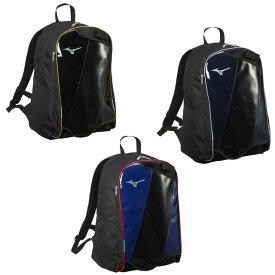 野球 少年用 バックパック 約23L バット収納付き ジュニア バッグ リュック ミズノ 1FJD0025