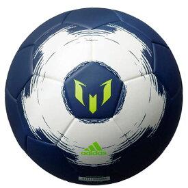 サッカーボール アディダス メッシ ミニボール ネイビー AFMS1600ME