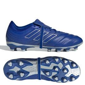 アディダス コパ 20.2 HG/AG ブルー サッカースパイク 土 人工芝 天然皮革 【adidas2020Q3】 FX0787