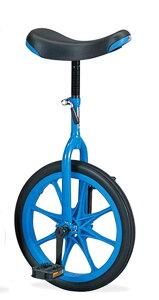 一輪車 16インチ ノーパンクタイヤ EKD136 ブルー キッズ ジュニア