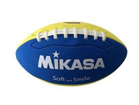 フラッグフットボール ラグビー アメフト MIKASA ミカサ FF-YBL