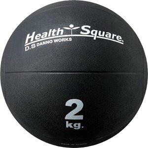 メディシンボール SLAM MEDICINE BALL 2KG D5281 メンズ レディース 歩行 鉄アレー 筋トレ リハビリ