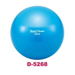 ウェイトボール メディシンボール ソフトSmall 2000 2.0kg D5268 メンズ レディース 歩行 鉄アレー 筋トレ リハビリ