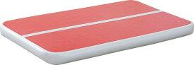 なわとび練習用 エアーボード 150cm フットポンプ付き DANNO 学校体育用品 D7176 体育 体操 室内 ジャンプ とびなわ 授業
