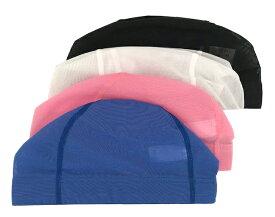 ゆったりサイズ 大きめ スイミングキャップ YA445 LLサイズ スイムキャップ メッシュ 大人 男女兼用 プール 水泳 帽子 ジュニア フィットネス メタボ