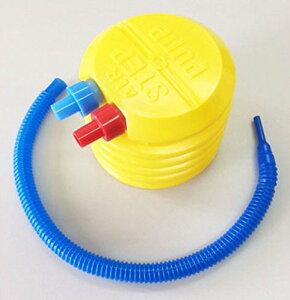 フットポンプ エアーポンプ 足踏み ビニール ヨガ エクササイズ ボール ビーチ 空気入れ 日本製