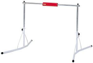 鉄棒 移動式 鉄棒サポートHDX付 日本製 D246 鉄棒 屋内 家庭用 鉄棒 子供用 室内 トレーニング 逆上がり練習用 健康器具 ぶら下がり健康器 鉄棒 室内 折りたたみ こども 子供